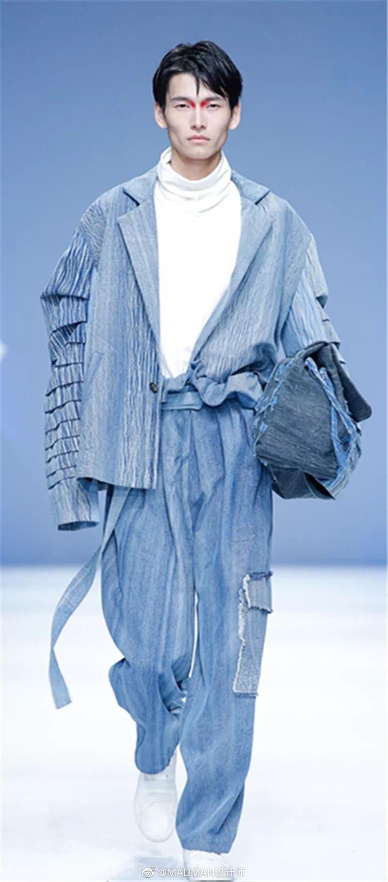中国国际大学生时装周@江西服装学院服装报 @江西服装图片