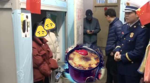 来了来了他来了!女生宿舍煮火锅拍照晒微博,消防顺网线端走