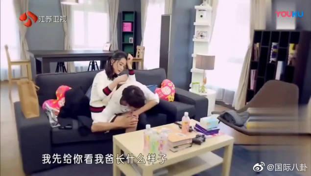 李沁第一次见魏大勋的粑粑好紧张呀,《我们相爱吧》精彩回顾