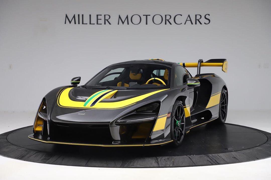 迈凯伦MSO Senna(millermotorcars_preowned)