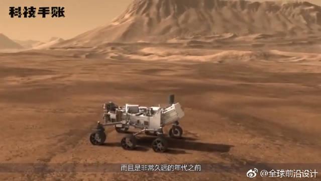 美国探测者一号最新发现,火星上出现神秘遗迹,专家