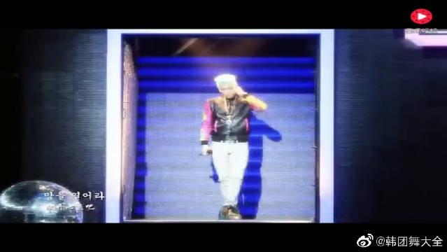 韩团bigbang的歌曲fantanstic baby打歌舞台合集