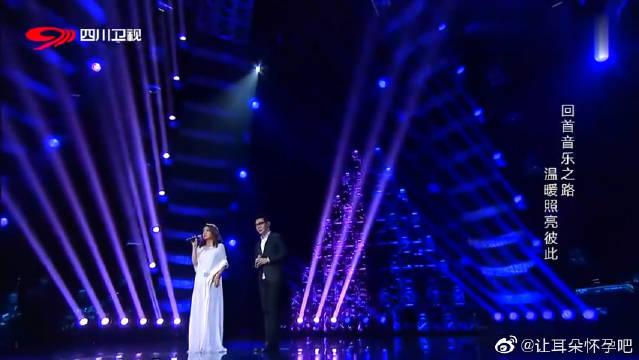 辛晓琪、品冠高能合作,演唱歌曲《火花》,歌声超惊艳!
