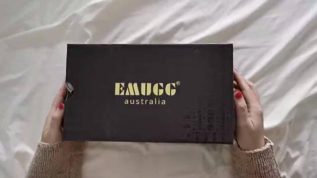 EMUGG是澳大利亚雪地靴品牌,十分出名
