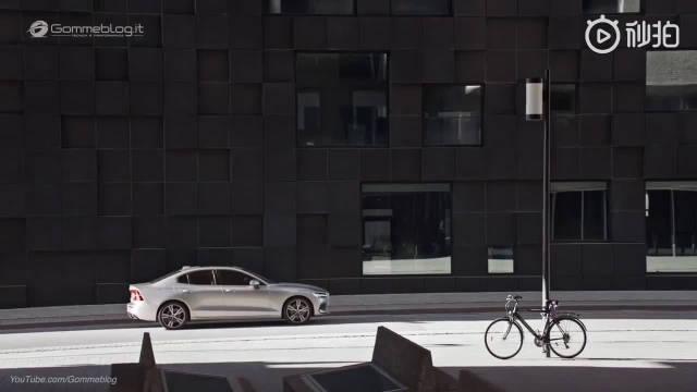 视频:沃尔沃s60。