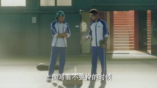 """百扬学长@吴旭东Sean 和智明学长@Lihe李鹤 属实是奋斗吧少年里的""""聪"""