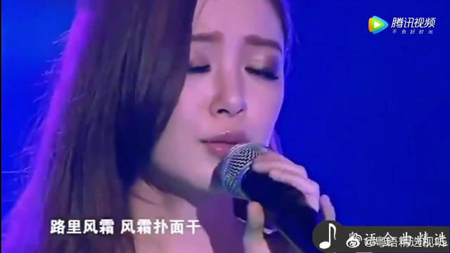 汪小敏翻唱哥哥《倩女幽魂》,人美歌甜气质佳,简直完美啊