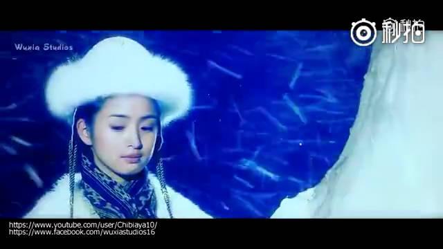 林依晨和胡歌的《射雕英雄传》是我最喜欢的一版了,男帅女美