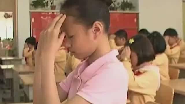 为什么眼保健操只有中国学生做,近视率却世界第二?看完我吓坏了