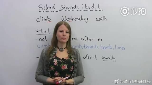 英语小课堂:英语口语发音技巧