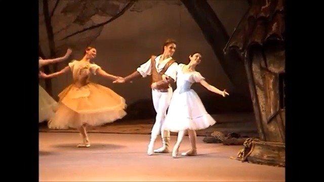 莫斯科大剧院 吉赛尔一幕片段 Natalia Osipova, Andrei Merkuriev