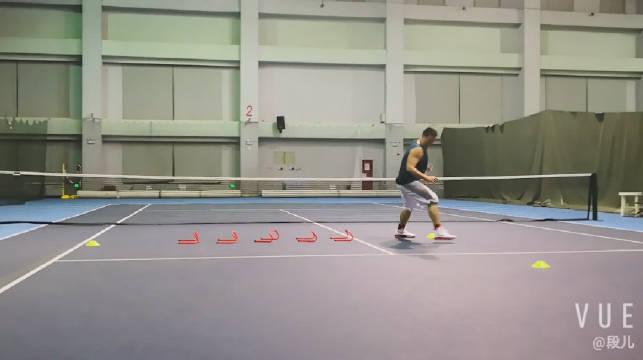 世界大学生运动会男子篮球队体能训练D3速度敏捷日