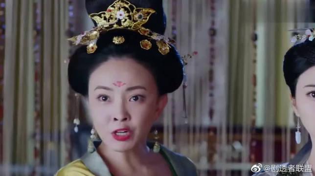 皇后挟持太子妃威胁太子,结果却让太子妃反败为胜