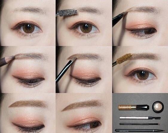 好看的眼妆其实都是孰能生巧的过程