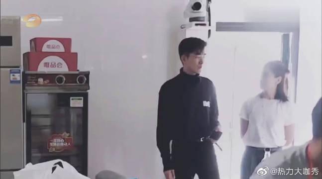 张翰如果淘汰了就成了阚清子的助手,阚清子乐了:真是风水轮流转