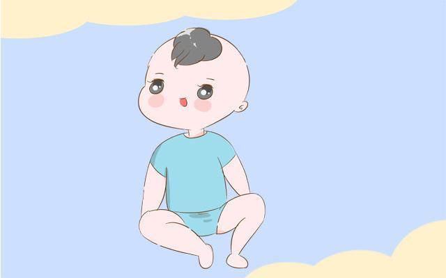 如果宝宝的鼻头肉比较少,长大后鼻子也不会太大,对女孩子而言的话图片