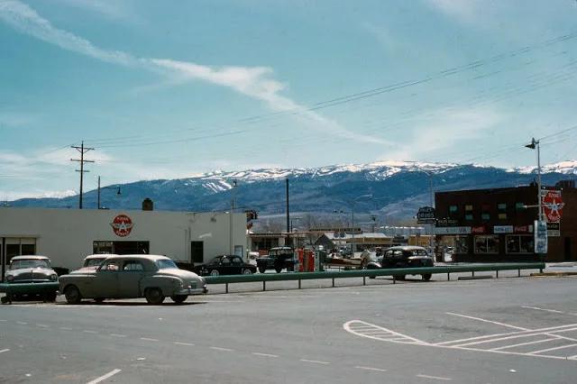 1950年代. 美国. 内华达州里诺市.