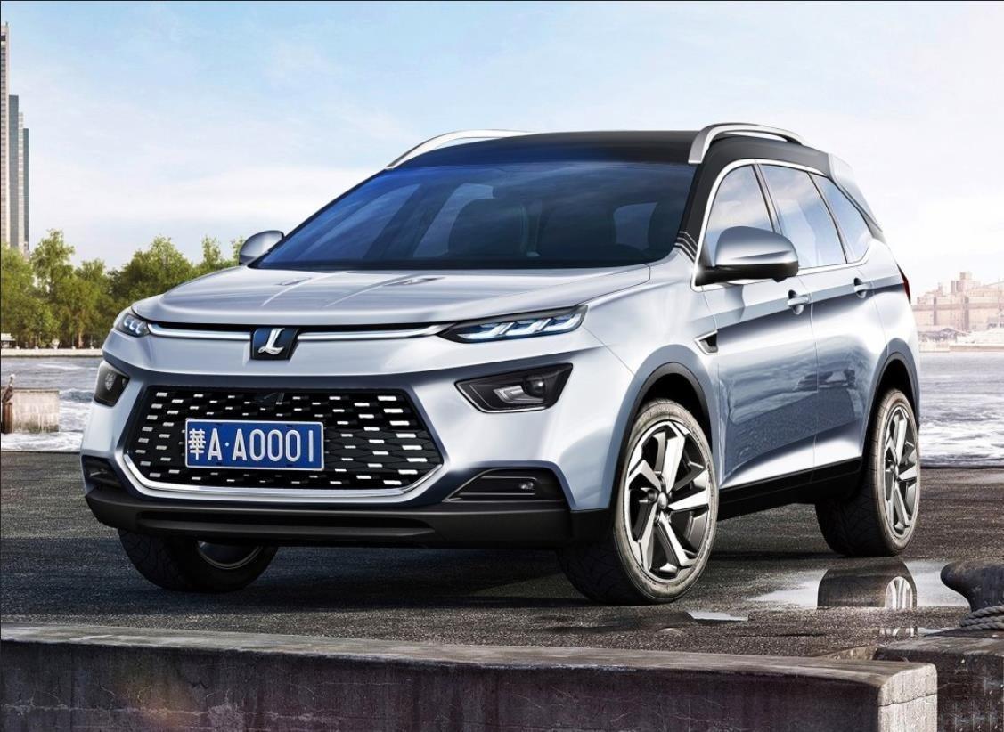 日前,纳智捷旗下全新中型SUV——URX车型在台湾亮相