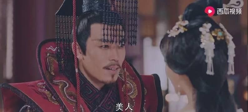 纣王见到妲己的美貌,竟然将昏庸表现得这么明显!