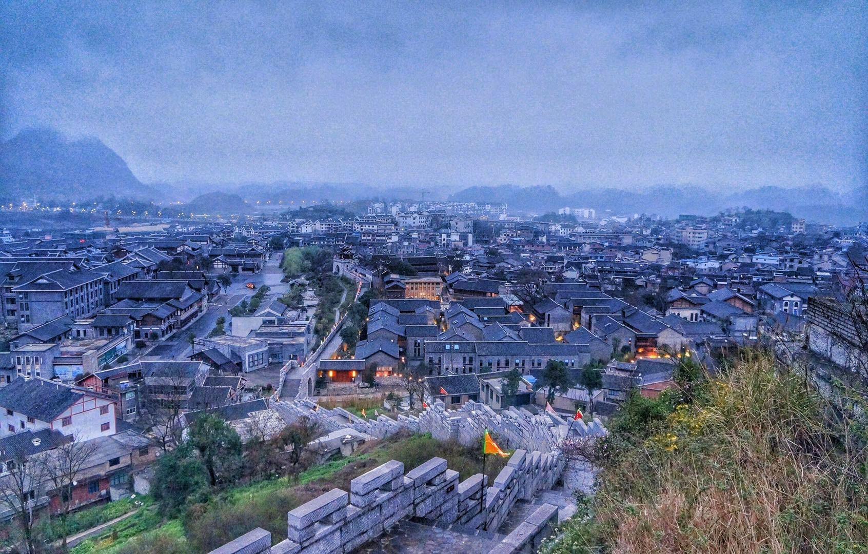 青岩古镇,贵州四大古镇之一