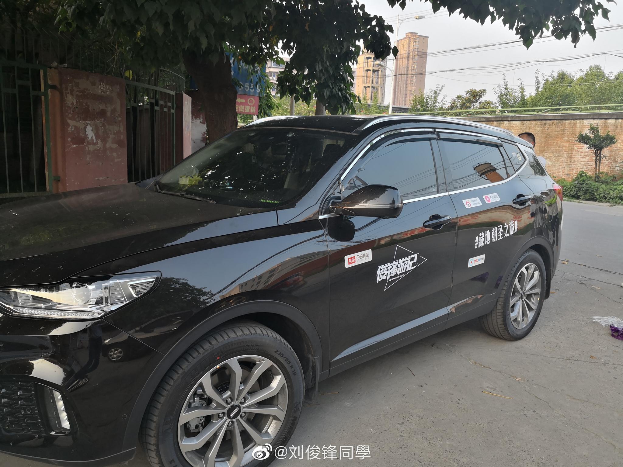 昨晚广州车展发布会时,长城汽车大BOSS魏建军宣布