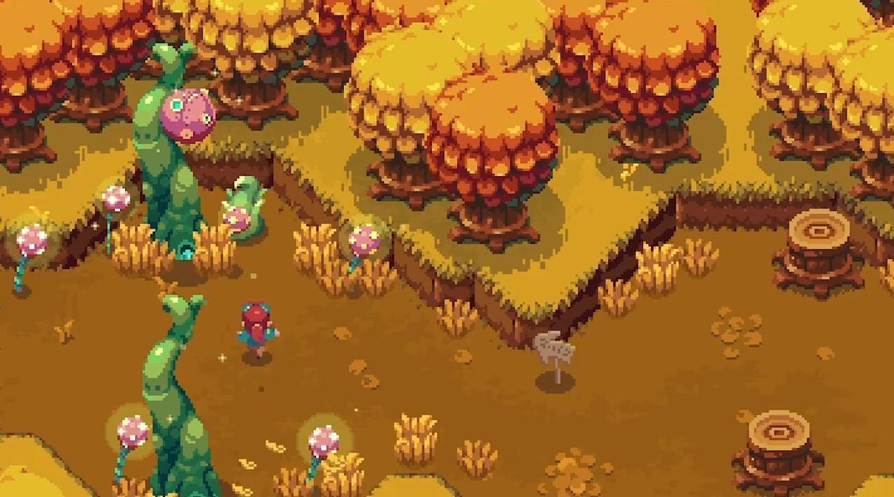 发行商Merge Games宣布《烁石物语》将于11月14日登陆PS4、Xbox One、
