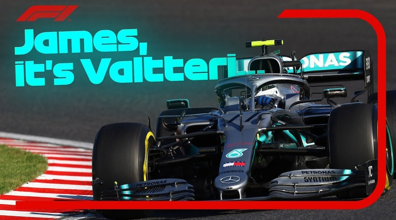 2019 Japanese Grand Prix 日本大奖赛 Team Radio 精华!