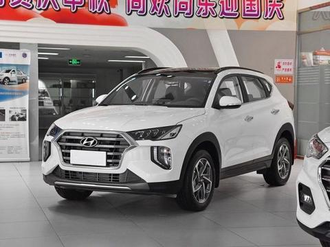 这2款合资SUV正式上市,德系和韩系,最低14万起