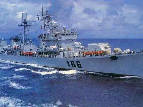 令人不舍,老兵说再见,051旅大级驱逐舰陆续退役