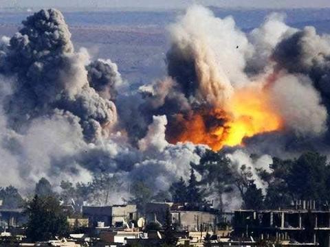 美制防空系统遇袭,多人死伤陷入瘫痪,美伊代理人正式交火