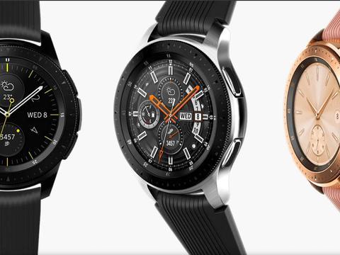 三星发布Galaxy Watch更新补丁:改进游泳追踪功能