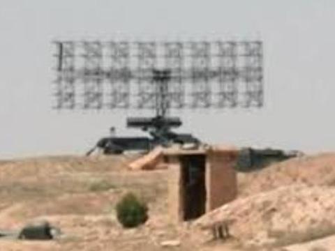为伊朗出头,叙利亚在戈兰高地建反隐身雷达,以色列F35开火摧毁