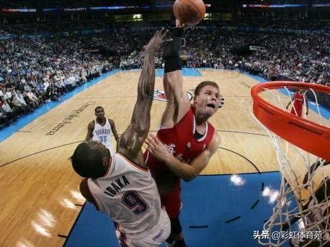 NBA历史上侮辱性扣篮(二)格里芬4次上演死亡隔扣,詹姆斯上榜