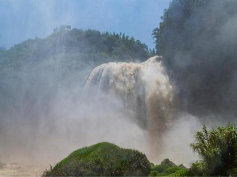 云南最大的瀑布,比贵州黄果树瀑布还要高18米!