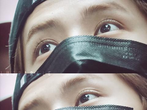 来康康鹿晗深邃迷人 会说话的眼眸~简直太心动迷人了@M鹿M