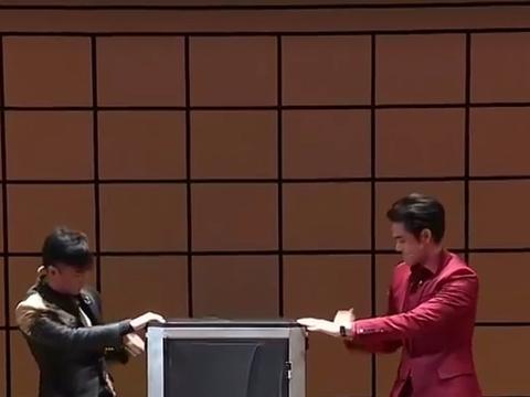 妈耶!谁不想要彭于晏那个箱子