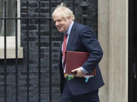 """英国将发行""""脱欧""""纪念币"""