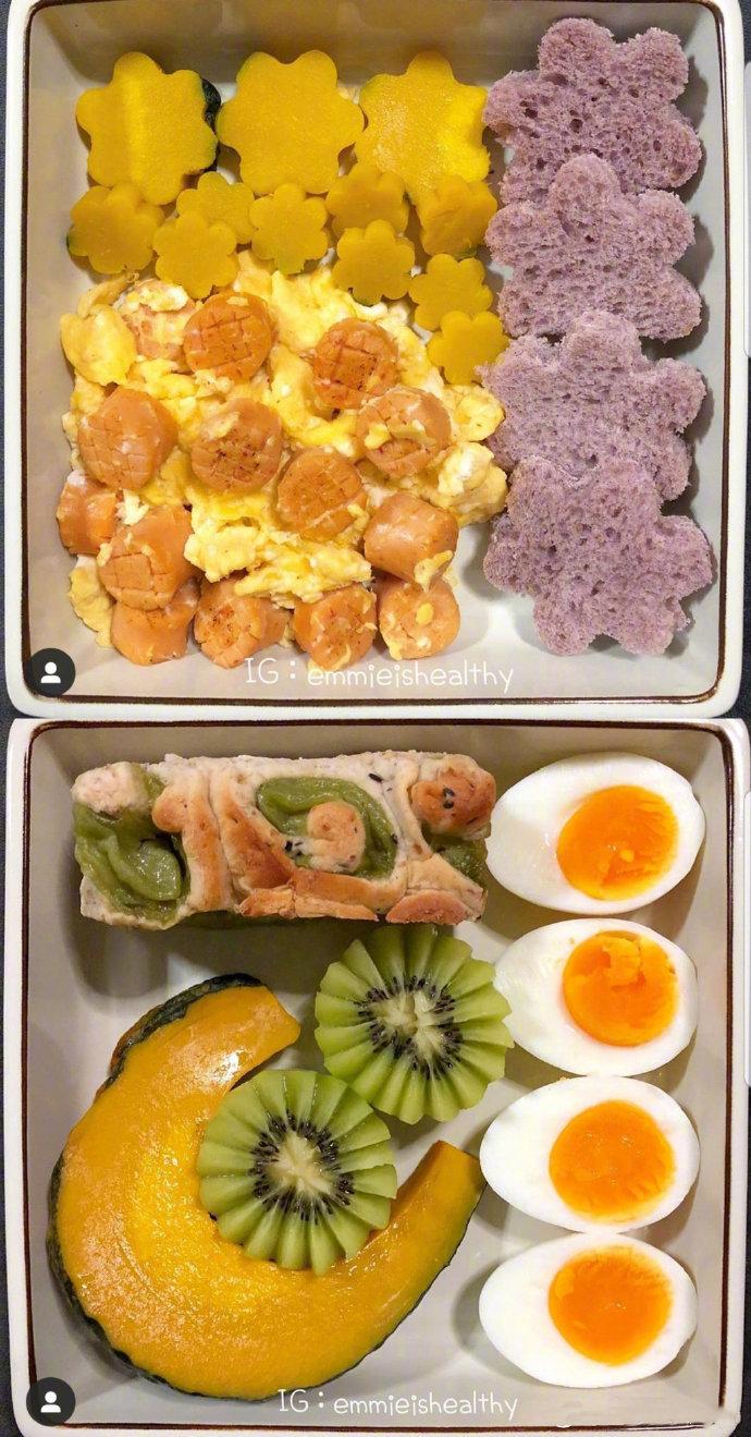 分享一位泰国女生减重13kg的减肥餐食谱搭配