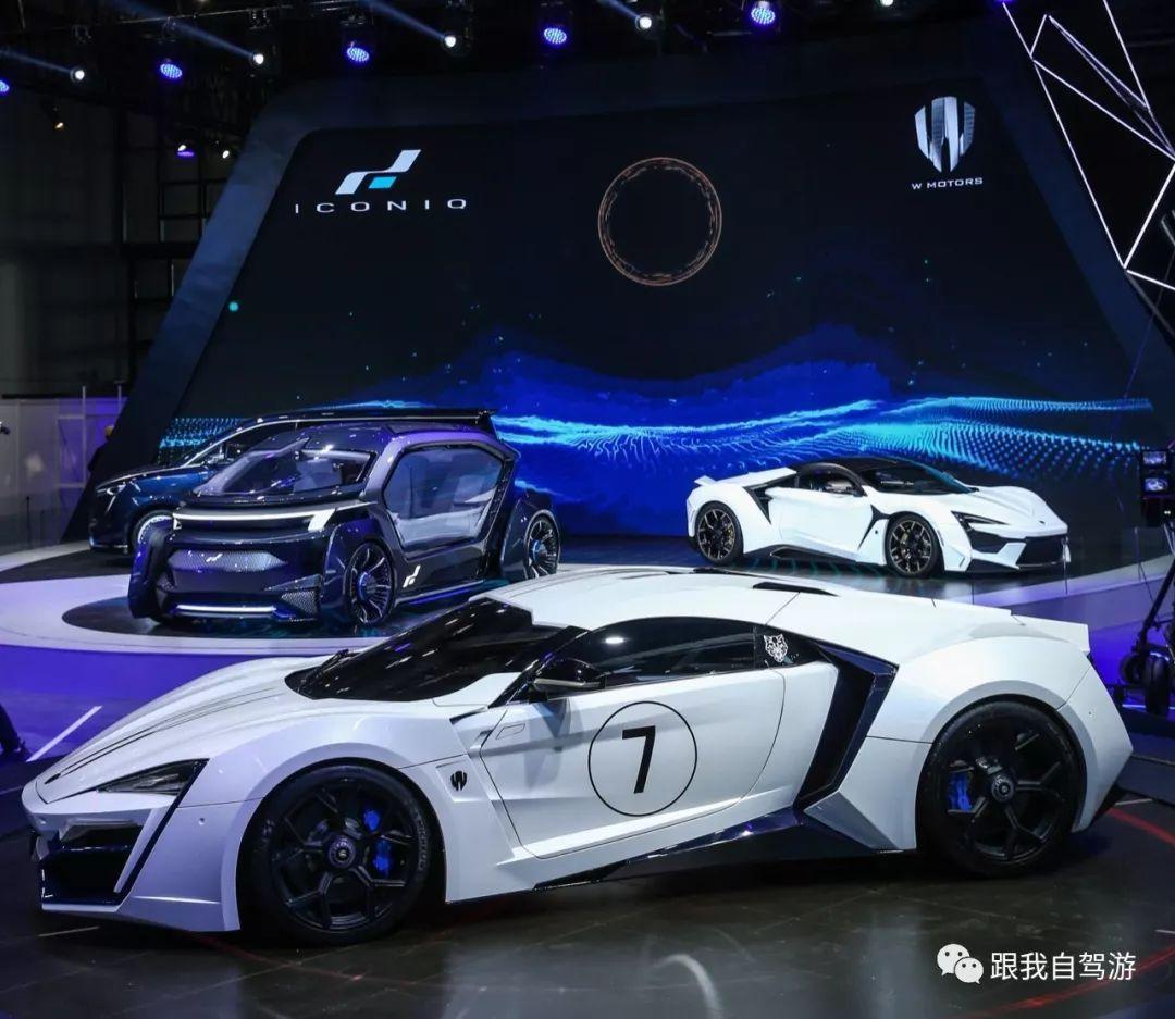 2019上海车展 | L5级自动驾驶艾康尼克MUSE 酷炫登陆