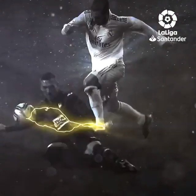 官方: LIGHTNING @Hazardeden10!