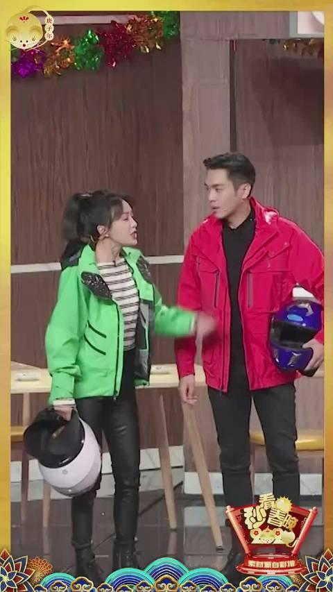 秦岚张若昀扮演夫妻。在线呼叫张若昀:唐艺昕吃醋了