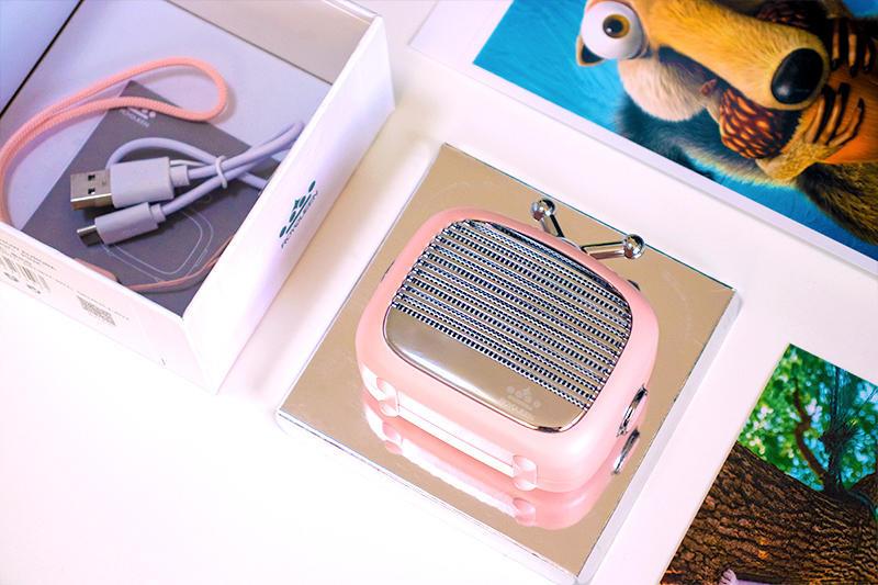 美丽的欧若拉,朗琴C3蓝牙音箱心少女快速开箱室内设计师出国工作图片
