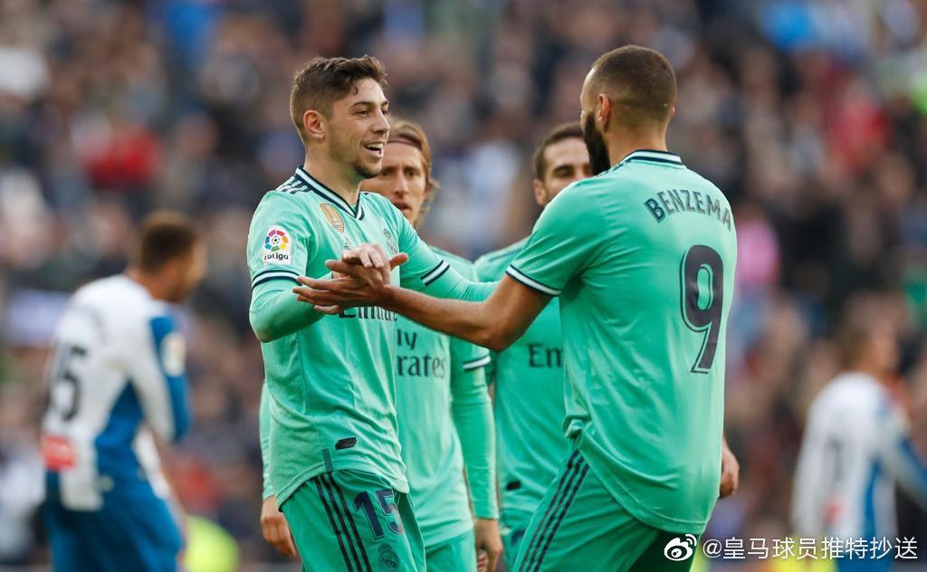 巴尔韦德: 我们在@LaLiga西甲联赛 收获一场胜利全取三分 继续加油