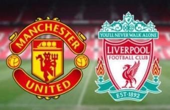 曼联vs利物浦:德赫亚、弗雷德首发,萨拉赫缺阵