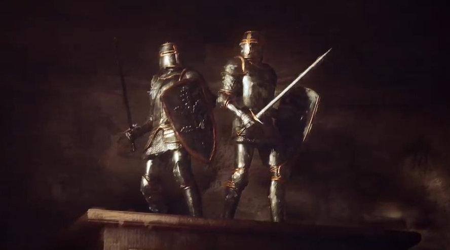 P社中世纪大战略新作《王国风云3》公布宣传影像,游戏支持中文