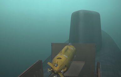 """俄罗斯公开""""波塞冬""""无人潜航器性能,速度、潜深大于现有鱼雷"""