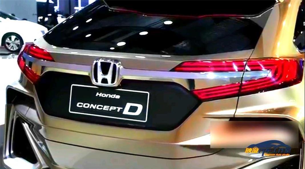 2020款广汽本田冠道和东风本田URV来了 比新款汉兰达漂亮
