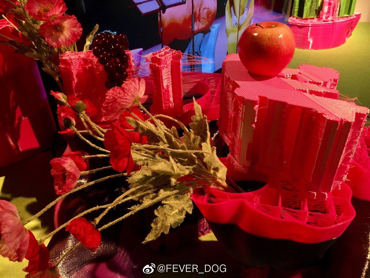 今天看到的一些狗上海RAM外滩美术馆新展_百物曲6.22-8.25