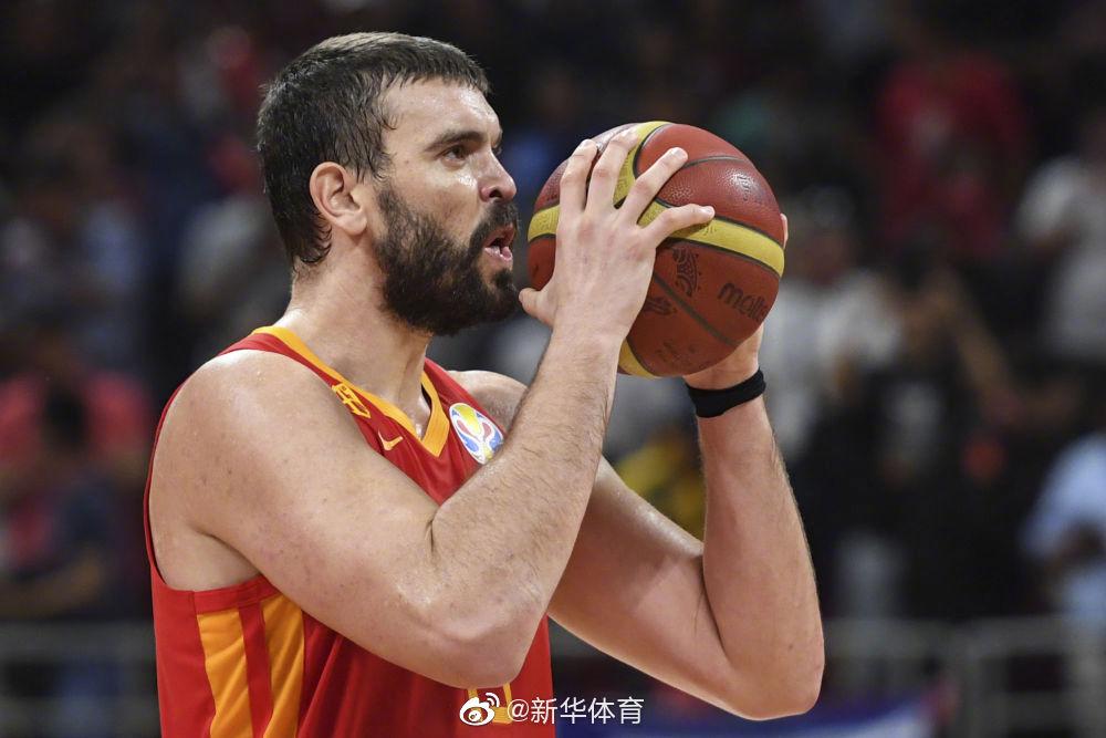 篮球世界杯|马克·加索尔:岁月磨砺,终成重器