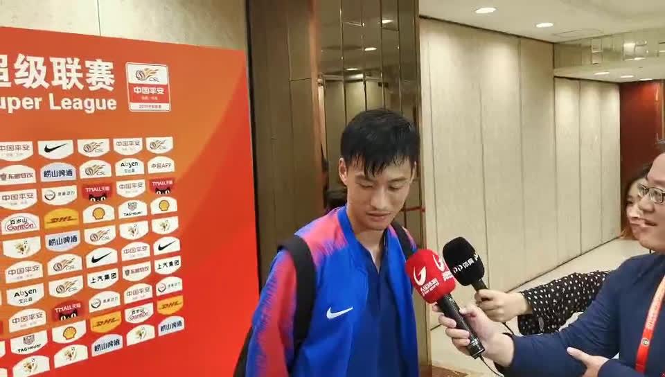 吴毅臻赛后接受采访:这场比赛防守的确做的不好